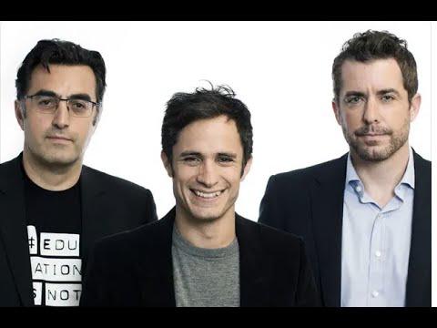Maziar Bahari, Gael Garcia Bernal & Jason Jones: Rosewater Interview