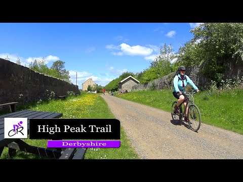 Cycling The High Peak Trail in Derbyshire 2015