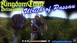 Fighting Ulrich of Passau (Quest: All that Glisters) | Kingdom Come: Deliverance Episode 19