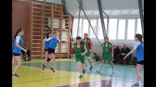 Баскетбол финал девочки ч2