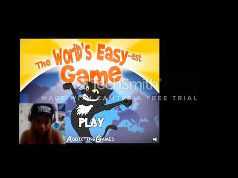 This Game is Not So Easy!/ World's Easiest Game