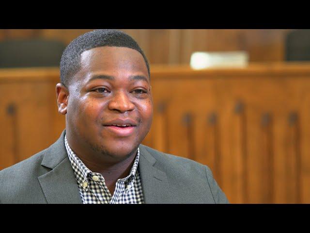 Talladega mayor credits Marion Military Institute for Leadership Skills