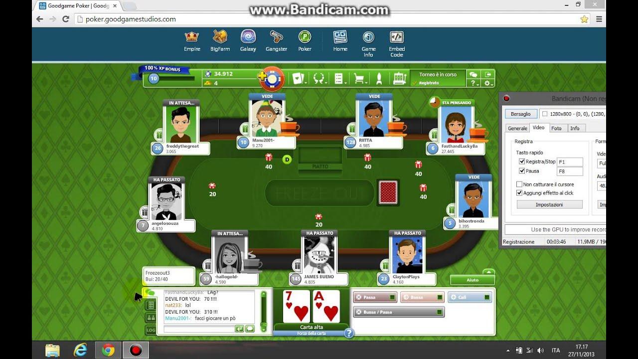Goodgame Poker2