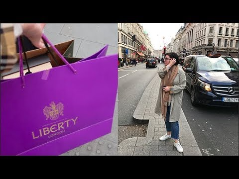 SHOPPING THE SALES IN LONDON | VLOG