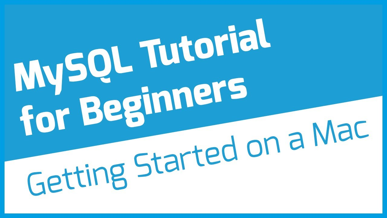MySQL Tutorial with Examples - Technical Marketing Guide