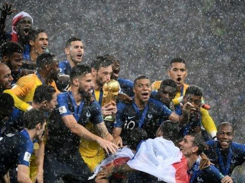 Grands moments du sport français en 2018