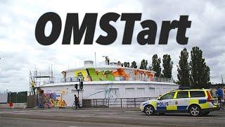 OMSTart [Teaser 2] Graffiti på Slussen