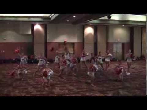 University of Wisconsin Madison Dance Team Fight Song