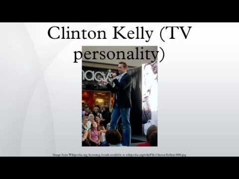 Clinton Kelly (TV personality)