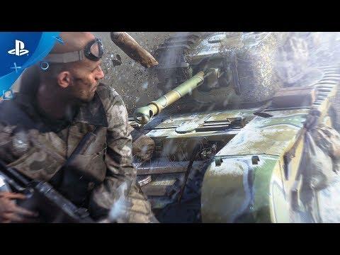 Battlefield V - E3 2018 Multiplayer Trailer | PS4