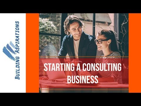 Starting a consulting business | Starting a consulting firm by Mark Mikelat | consulting startup