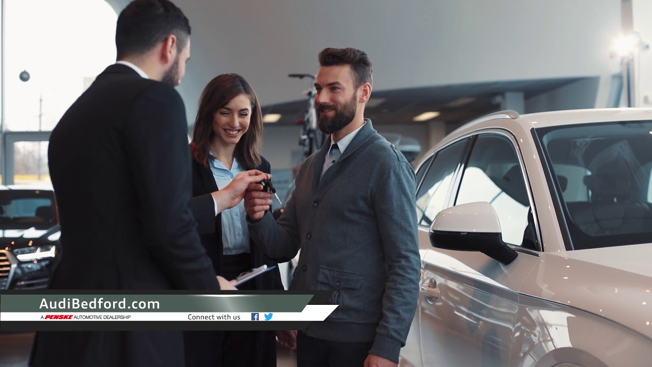 Welcome To Audi Bedford YouTube - Audi bedford