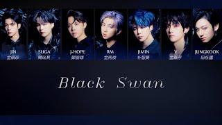 [認聲韓繁中字] BTS 防彈少年團 - 'Black Swan'