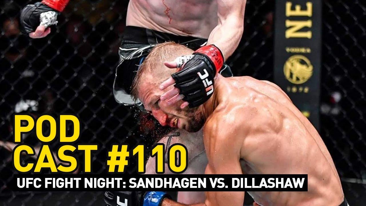 Resumo do UFC Fight Night: Sandhagen vs. Dillashaw