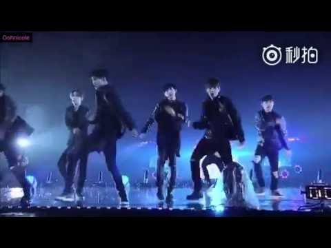 141005 EXO MAMA In The Rain  at SMTOWN LIVE IN TOKYO DAY 2