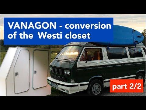 vanagon-westi-closet-convesion-part-2---door-and-finish