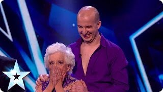 Paddy and Nico are in the final | Britain's Got Talent 2014 thumbnail