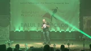 connectYoutube - Daniel Bîru Stand Up comedy Balul Bobocilor LTIN 2017 by Mira Studio