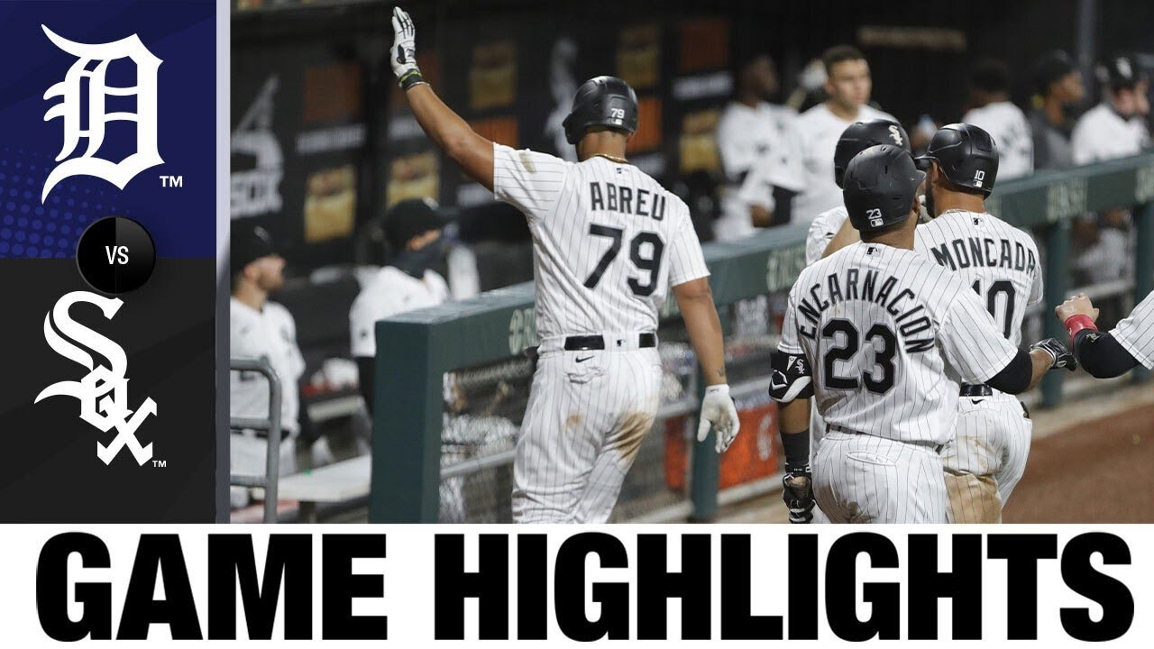 José Abreu belts two home runs in huge win | Tigers-White Sox Game Highlights 9/12/20