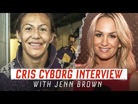 #AloneTogether with Jenn Brown Feat Cris Cyborg
