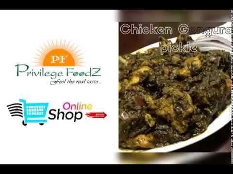 Privilege Foodz Online Foodz Shop in India - Non-veg Pickle