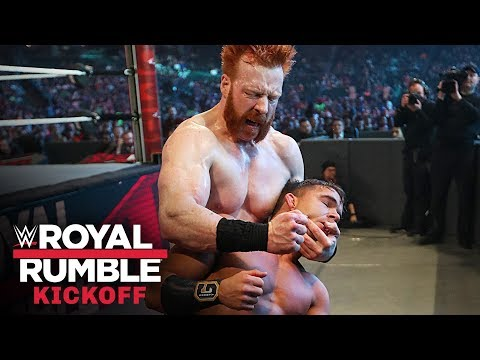 Shorty G stands tall against Sheamus' attacks: Royal Rumble 2020 (WWE Network Exclusive)