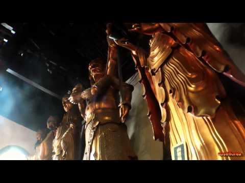 Shanghai Jade Budda Temple - Trip to China part 49 - Full HD travel video