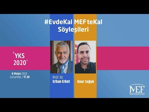 """EvdeKal MEteKal Söyleşileri - 8 """"YKS 2020"""""""