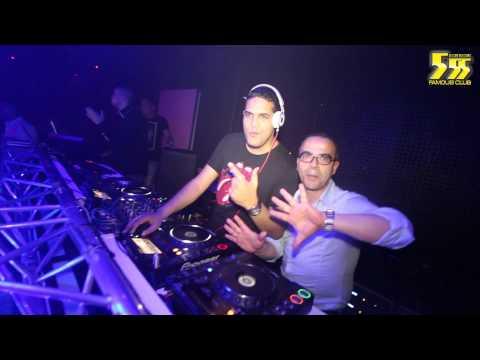 DJ COX au 555 Tanger