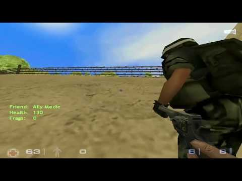 Sven-coop Afrika Korps (loquendo) part 3