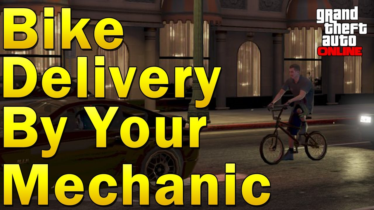 how to sell your bicycle in gta online