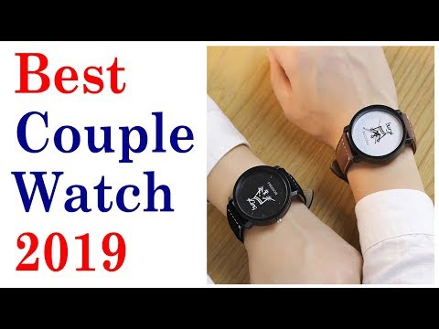 Top 5 Best Couple Watches In 2019