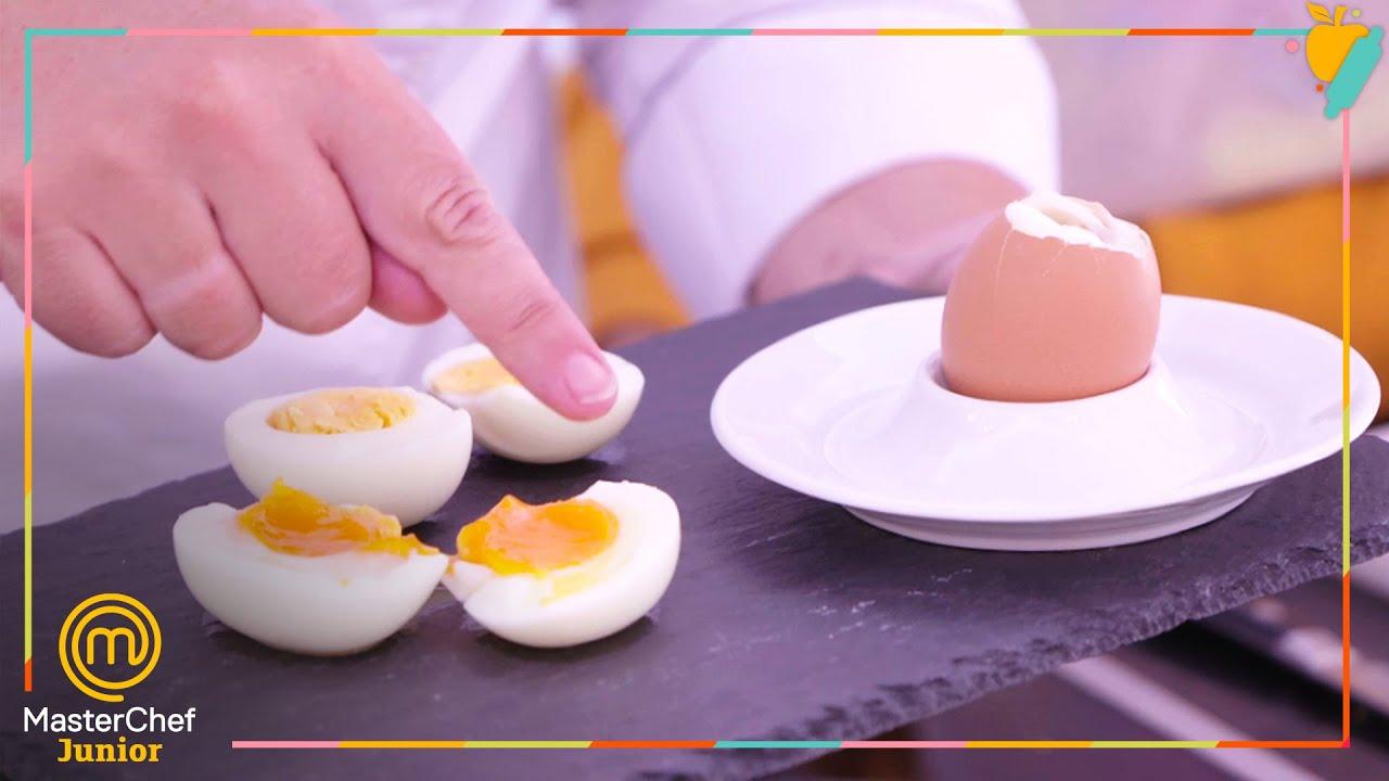 ¿De cuántas formas sabes cocinar huevos? ¡¡Clase con los aspirantes!! | MasterChef Junior 8