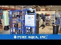 Ultra Filtration Systems 3 x 20 GPM Philippines | www.pureaqua.com