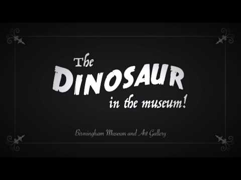 The Dinosaur in the Museum