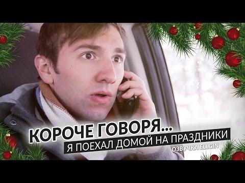 Короче говоря, я поехал домой на праздники (Ellgin)