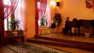 Конкурс ім. братів Теленків. Тернопіль. 4 грудня 2010 ч.1