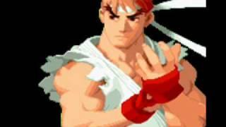 Street Fighter Alpha 2 Ryu Theme