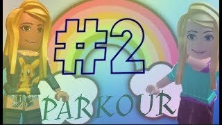 UNDVIG!//Rainbow Parkour//Dansk Roblox//#2