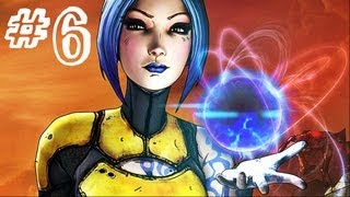 Borderlands 2 - CAPTAIN FLYNT BOSS - Gameplay Walkthrough - Part 6 (Xbox 360/PS3/PC) [HD]