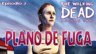 The Walking Dead Season Two: PLANO DE FUGA!  #11
