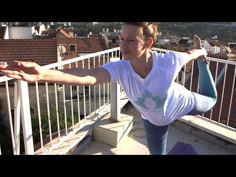Yoga In Jerusalem!