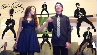 Can't Help Falling In Love - Elvis Presley (cover) ♥︎