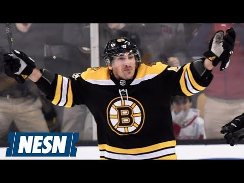 Brad Marchand's Five OT Goals Making Him Among Most Feared In NHL