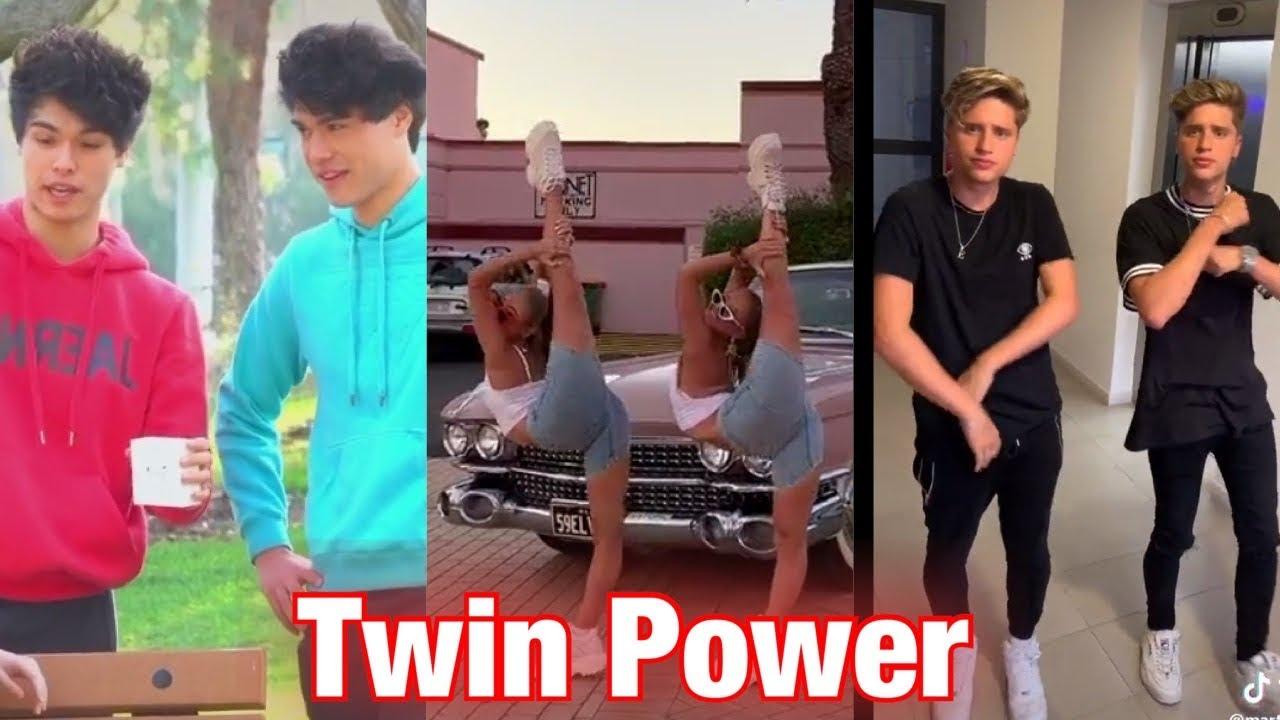 DANCE TWINS GEMEOS YOUTUBES JOHNSON TIK TOK JOHN - YouTube  |Tiktok Dance Twins