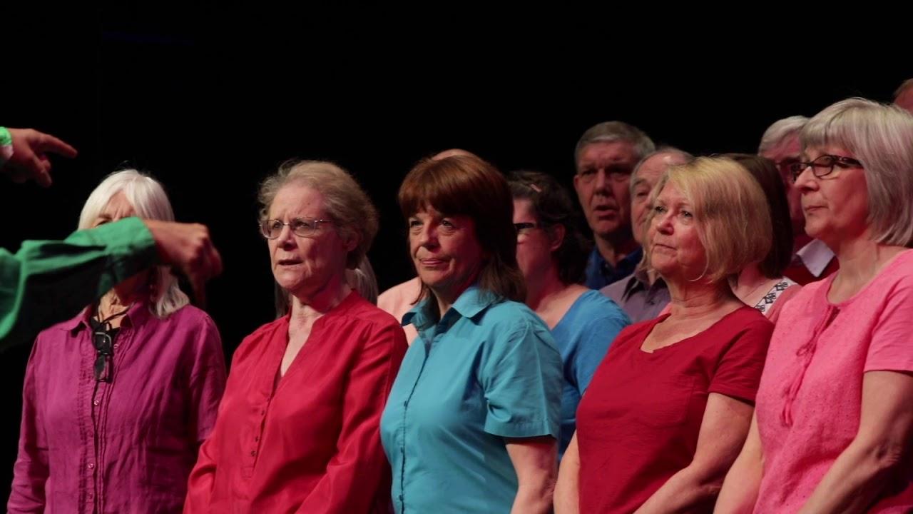 Durham Big Sing 2019 - Choir Montage