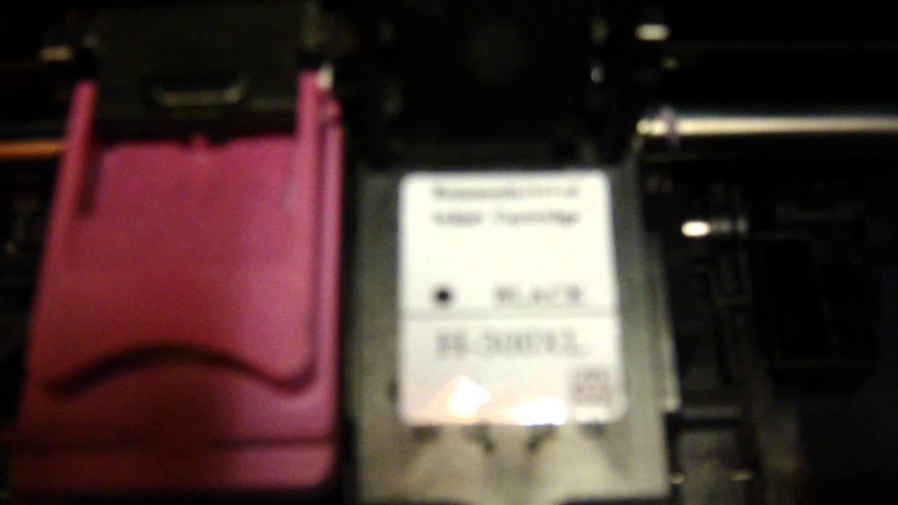 123inkt cartridge werkt niet