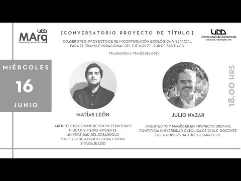Semana de la Ciudad y el Paisaje | MARQ UDD – C02SER STGO: Proyecto de reincorporación ecológica