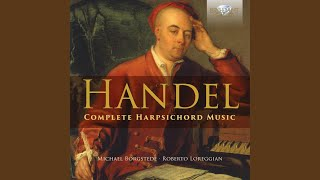 Suite in D Minor, HWV 449: VI. Gigue