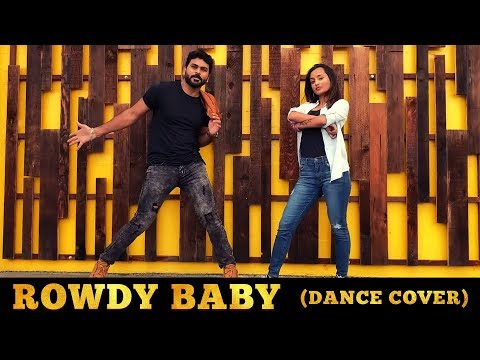 Rowdy Baby (Dance Cover)   Shiva Kona Choreography   Maari 2